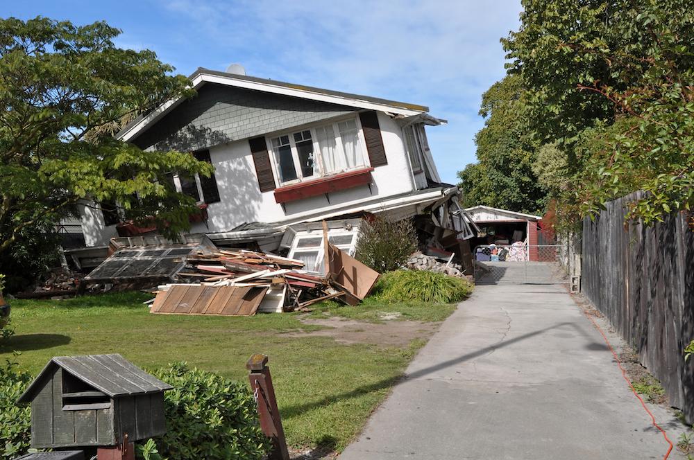 earthquake insurance Lake Charles LA